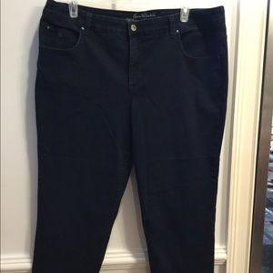 Gloria Vanderbilt lady's jeans size 20W